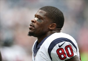 Andre Johnson is seemingly unhappy with the direction of the Texans franchise