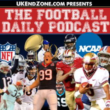 football daily podcast